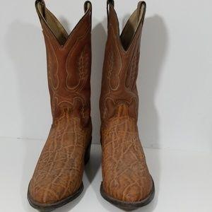 Abilene cowboy boots. Size 12EE